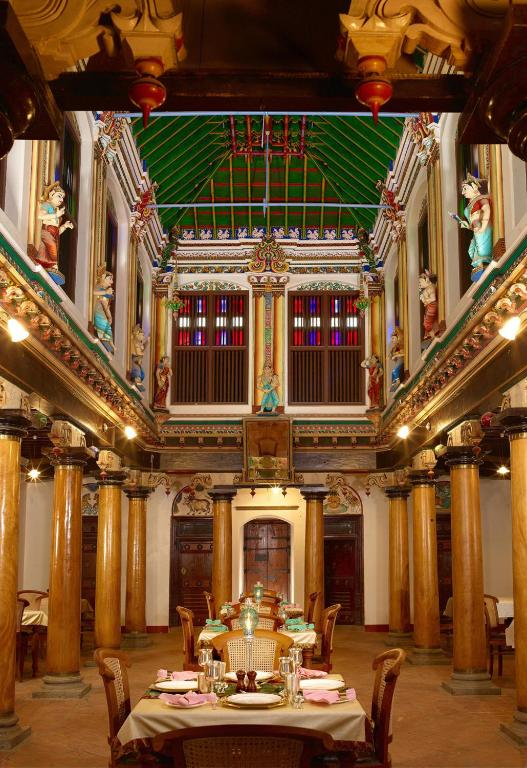 Chidambara Vilas Heritage, Kānādukāttān, India - Booking com