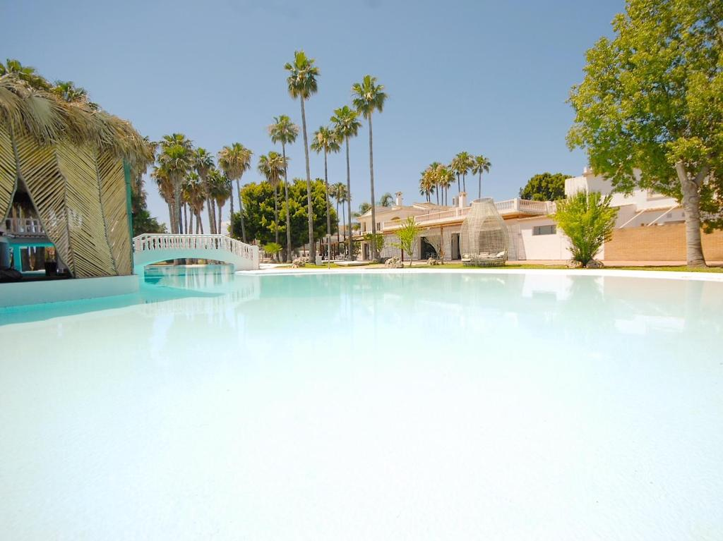 The swimming pool at or near Tu&Me Resort - Adults Only