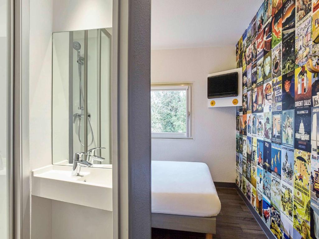 85ef50feff4 hotelF1 Paris Porte de Montreuil, Bagnolet – Precios actualizados 2019