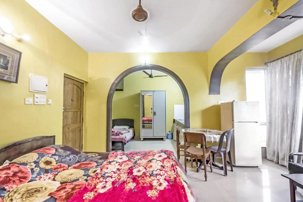 Apartment Near Calangute Beach Goa By Guesthouser 61976 India