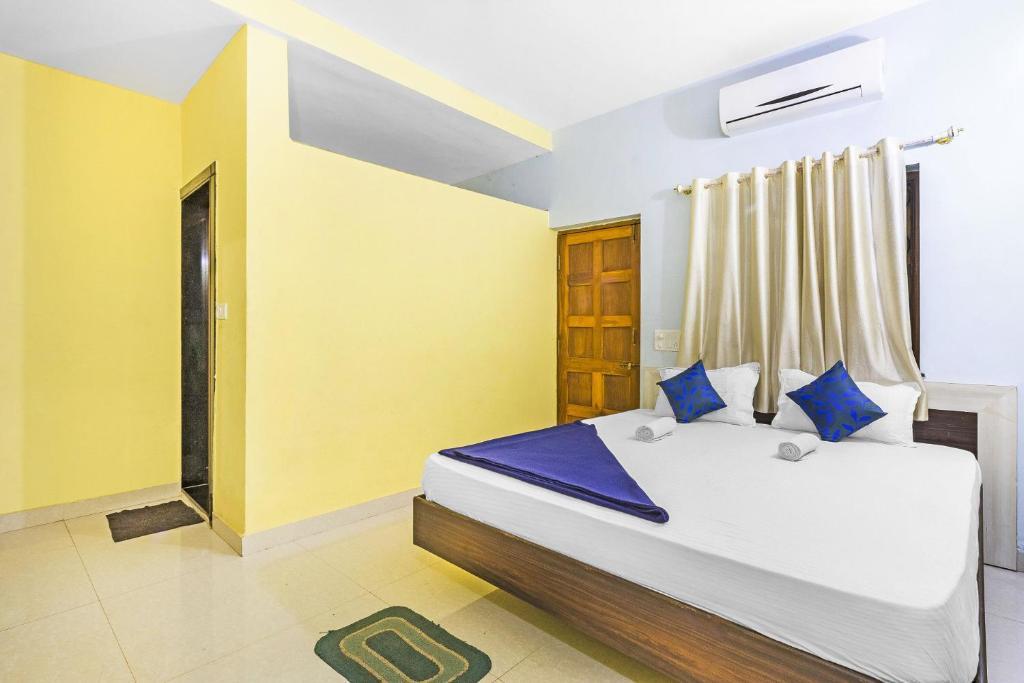 Guesthouse Near Calangute Beach Goa By Guesthouser 61321 India