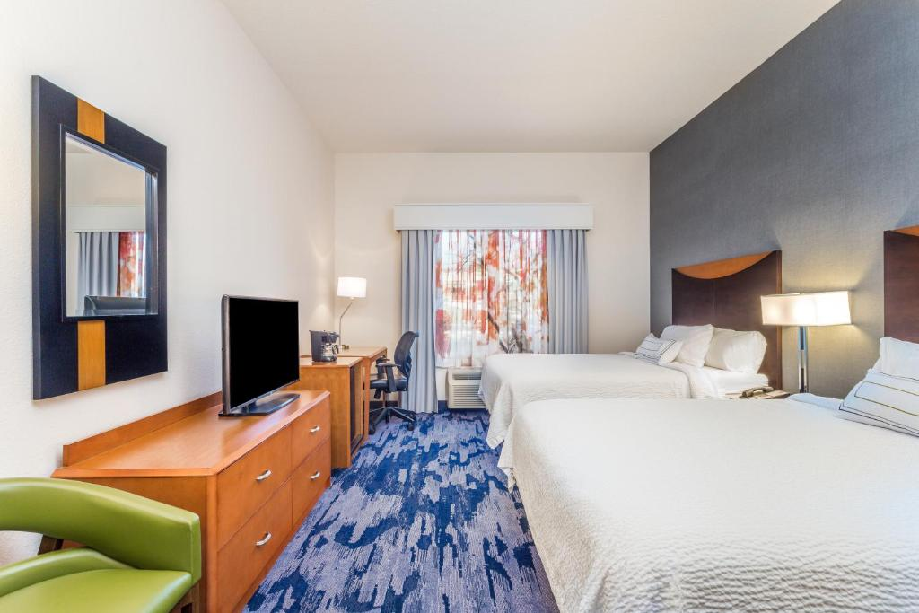 Fairfield Inn And Suites By Marriott Madison East Hotel USA Deals