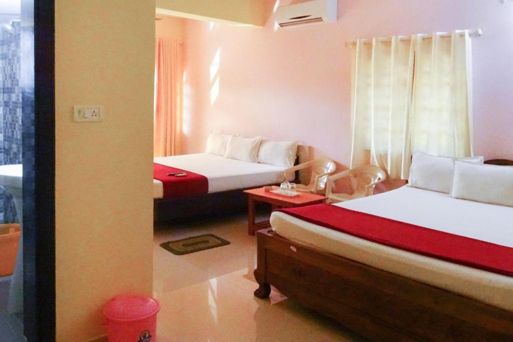 Guesthouse Near Calangute Beach Goa By Guesthouser 61322 India