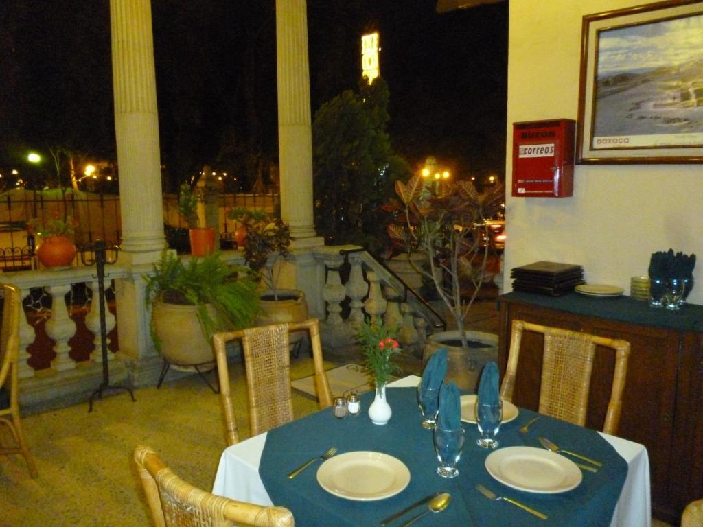 Hotel La Casona del Llano, Oaxaca City – Precios actualizados 2018