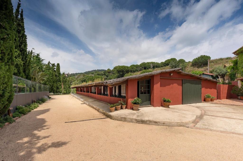 boutique hotels sant vicenc de montalt  5