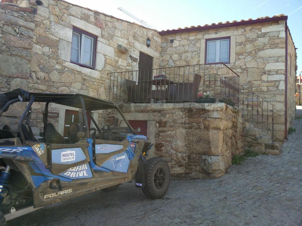 Cidadelhe Rupestre Turismo Rural