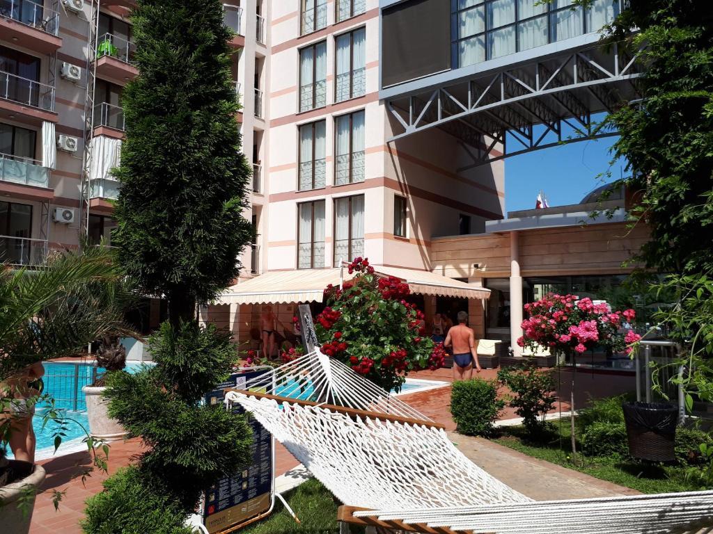 Apartmán Tarsis Sunny Beach (Bulharsko Slnečné pobrežie) - Booking.com d1e7c22b4b5