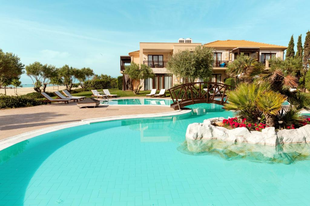 The swimming pool at or near Sentido Mediterranean Village