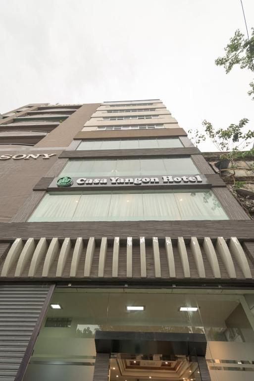 Casa Yangon Hotel