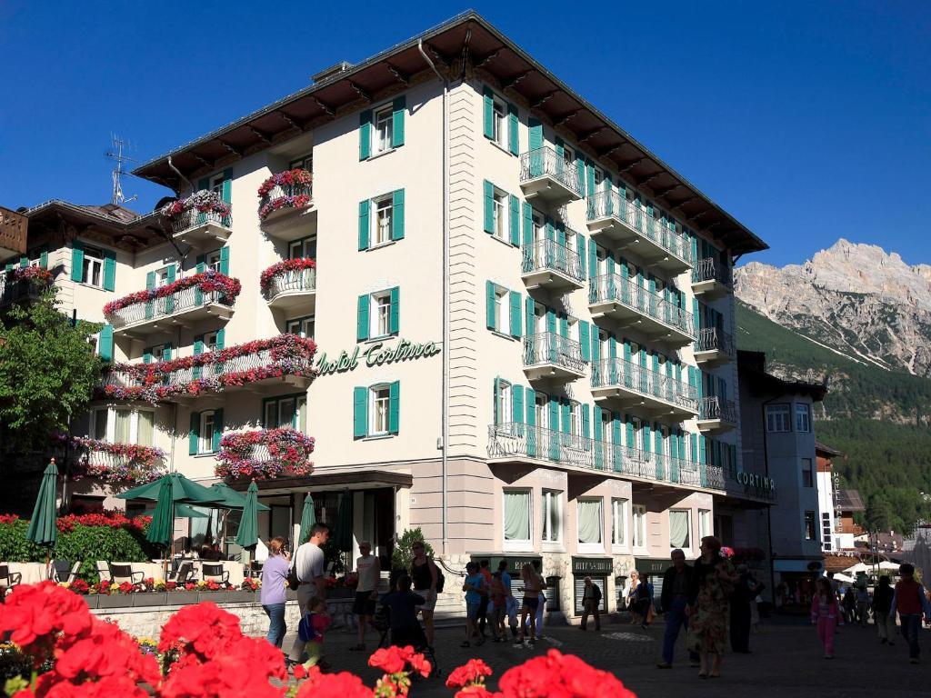 Air Service Center Cortina.Hotel Cortina Cortina D'ampezzo Italy Booking Com