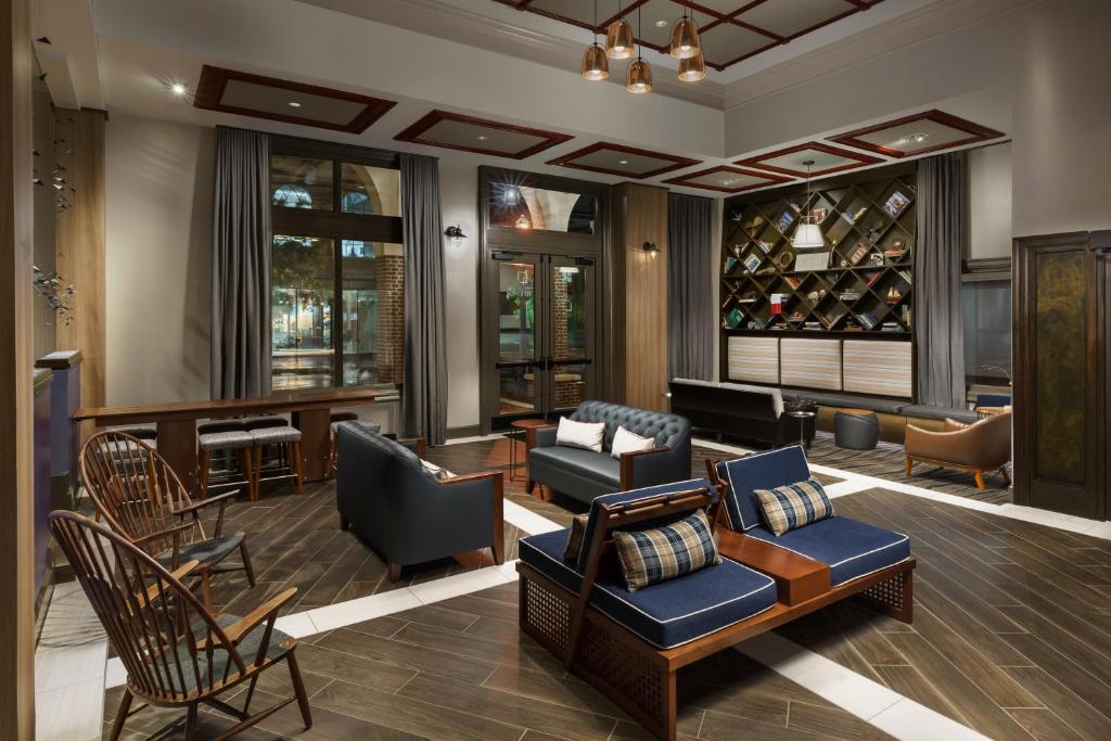 Hilton Garden Inn Annapolis Downtown Annapolis Tarifs 2019