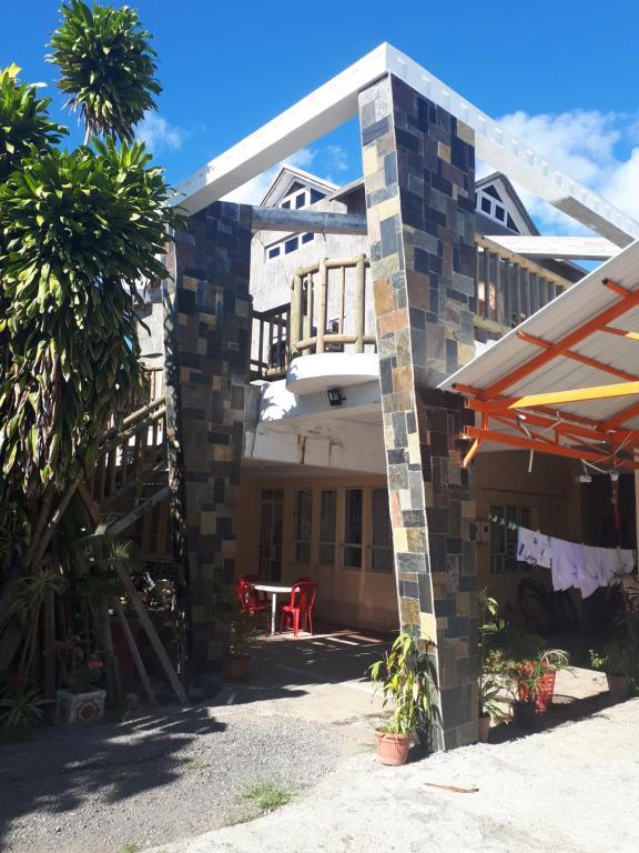 Balkon Terre | Lodge Gungadeen Appartment Mauritius Roche Terre Booking Com
