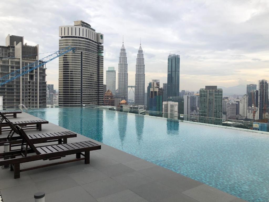 Apartment Dorsett KLCC Serviced Suites, Kuala Lumpur, Malaysia ...