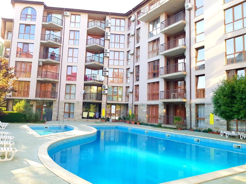 Апартхотел Relax Апартамент Apartcomplex - Слънчев бряг