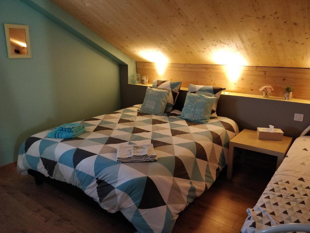 Bed & Breakfast Chambre Chaleureuse chez l\'habitant (Frankreich ...