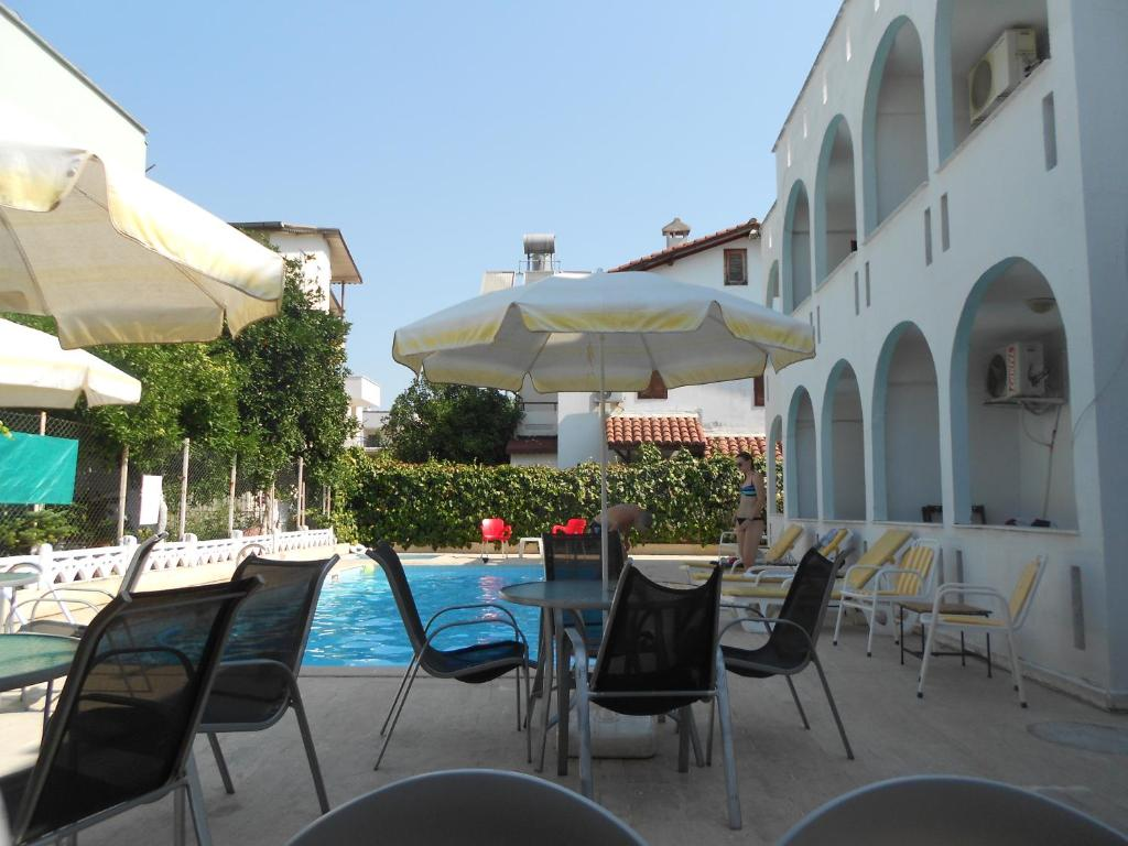 May Room Hotel 3 (Kemer, Turkey) - an excellent hotel for economic rest