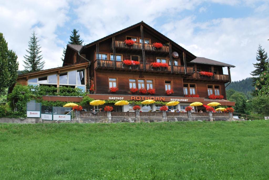 Hotel Rothorn