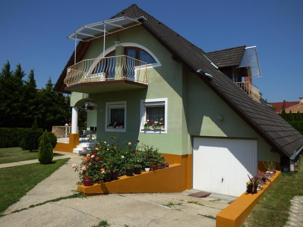 Kovács Apartman Gyenesdiás Hungary Bookingcom