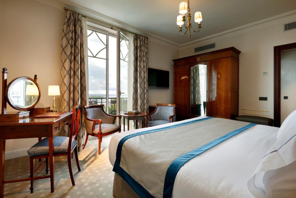 Minibar Kühlschrank Real : Eurostars hotel real spanien santander booking