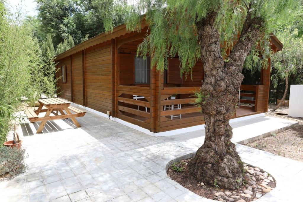 8cdff450305e4 Preciosa y acogedora casa de madera en el campo