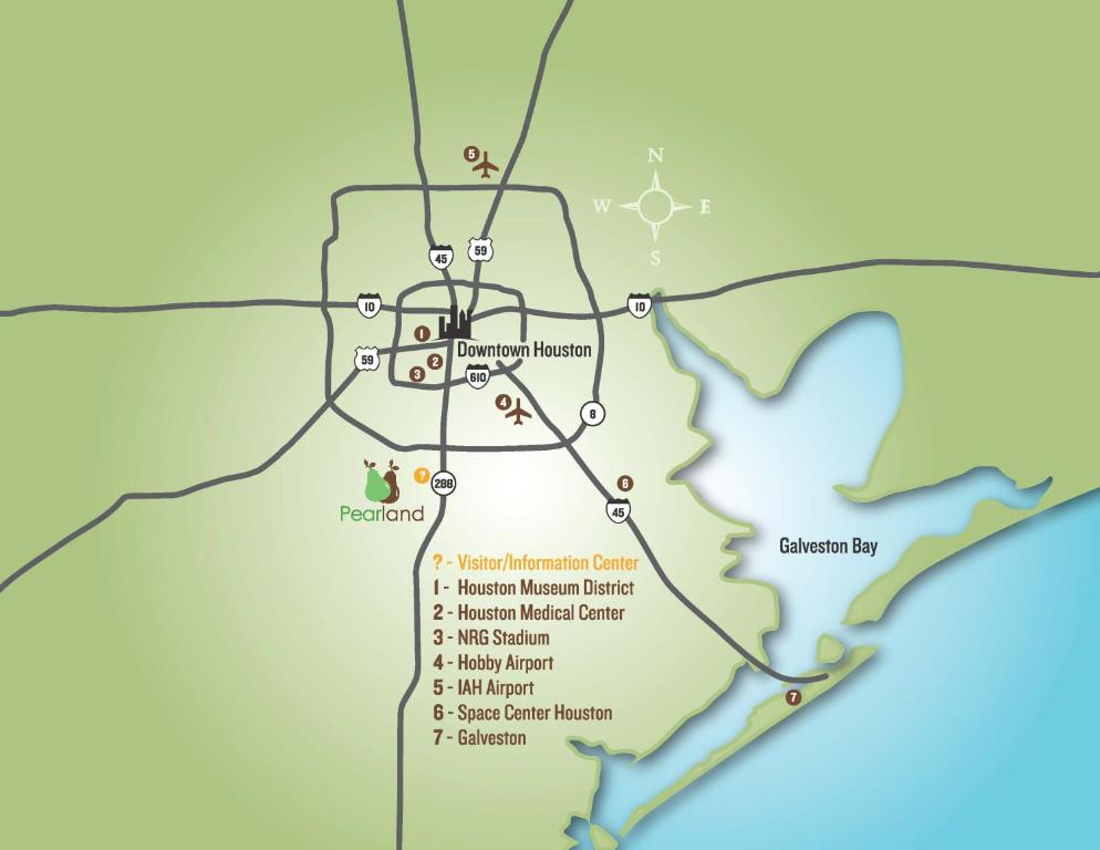 Hilton Garden Inn Houston-Pearland, TX - Booking.com