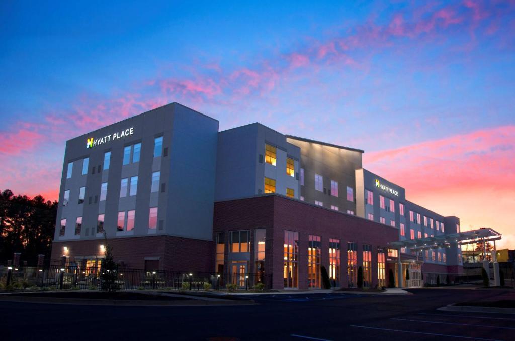 Hotel Hyatt Place Augusta Ga Bookingcom