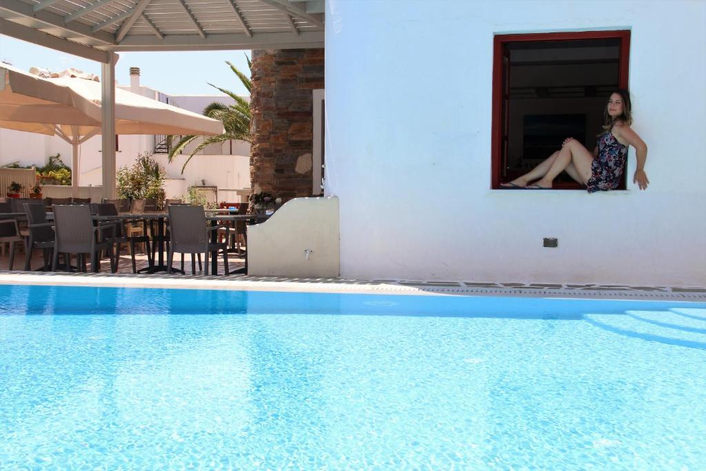 Annita's Village Hotel, Agia Anna Naxos, Greece - Booking com