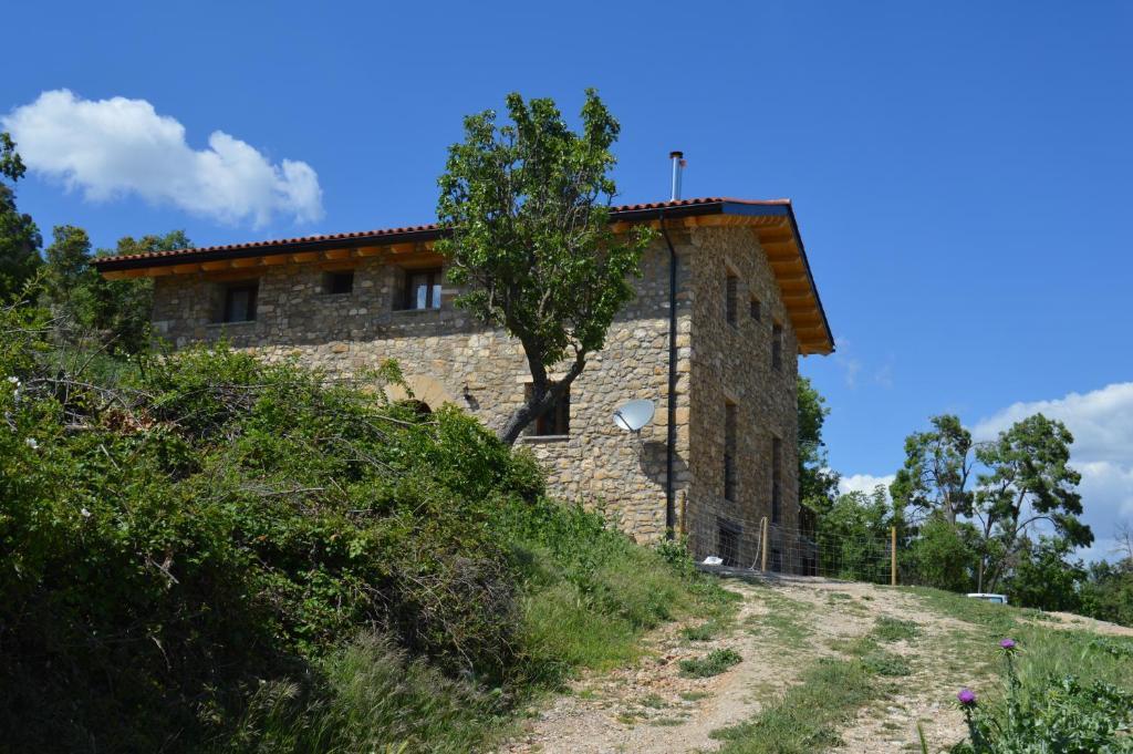 Casa de Campo Lo Cel De Tolo (Espanha Toló) - Booking.com