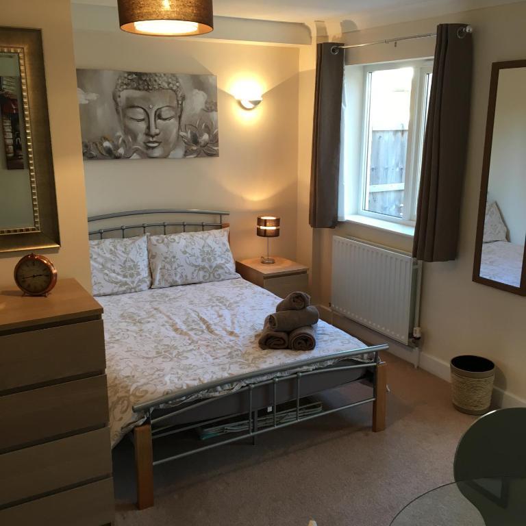 Living Quarters Washcloths: Hadow Apartment 1, Oxford