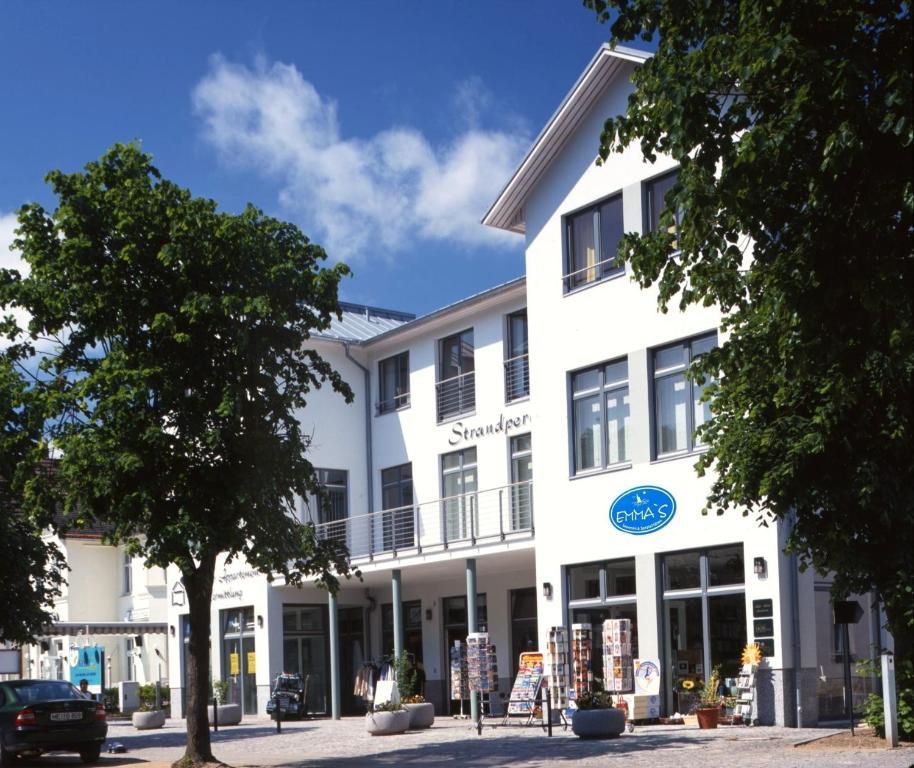 Ferienwohnung Haus Vincent Zinnowitz: Ferienwohnung Haus Strandperle (Deutschland Zinnowitz