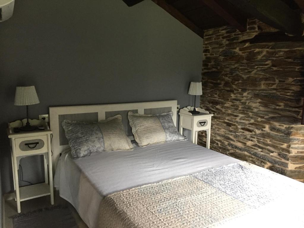 Casa de Campo Andurina De Los Oscos (Espanha Santa Eulalia ...