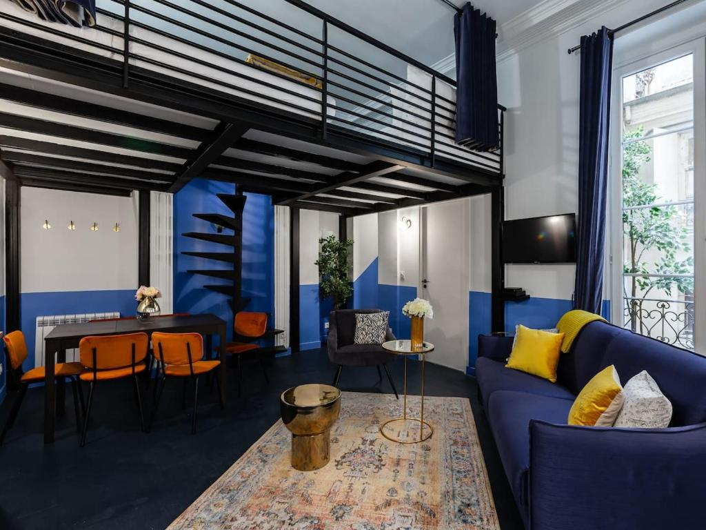 Luxury 2 Bedroom Apartments Paris