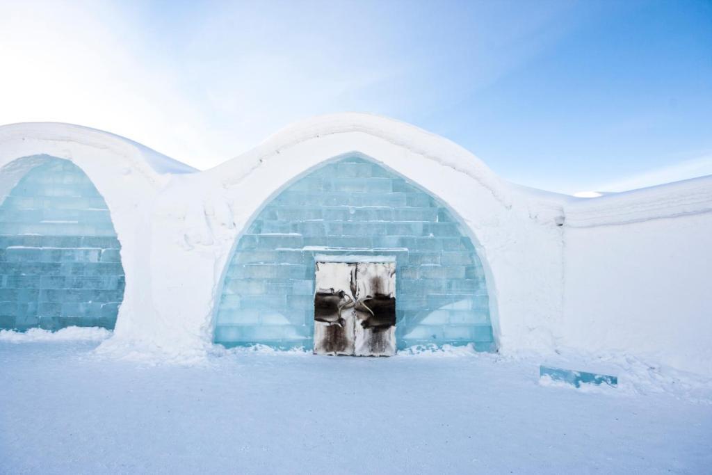 ICEHOTEL (Schweden Jukkasjärvi) - Booking.com