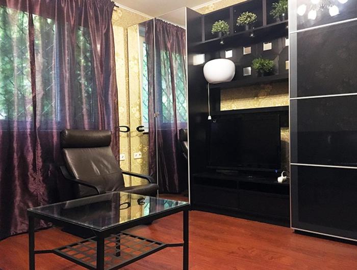 A bathroom at ApartLux Sviblovo