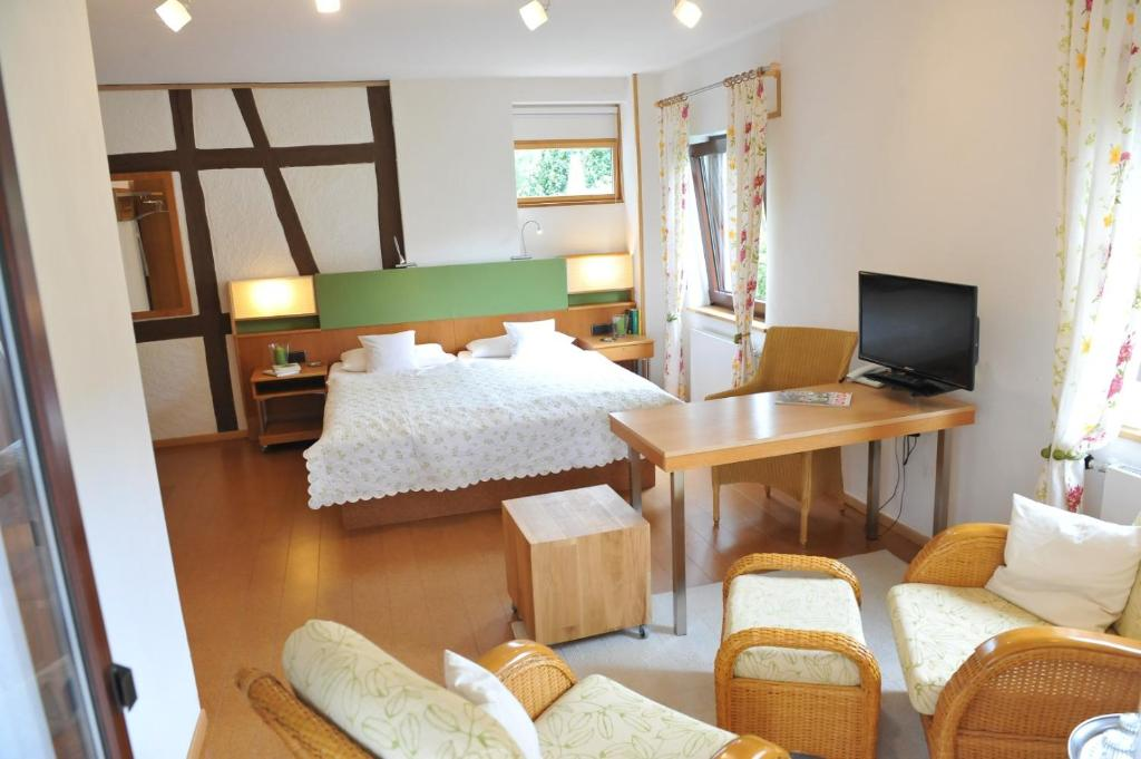 Hotel Forellenhof Bio Landhaus Bad Endbach Germany Booking Com