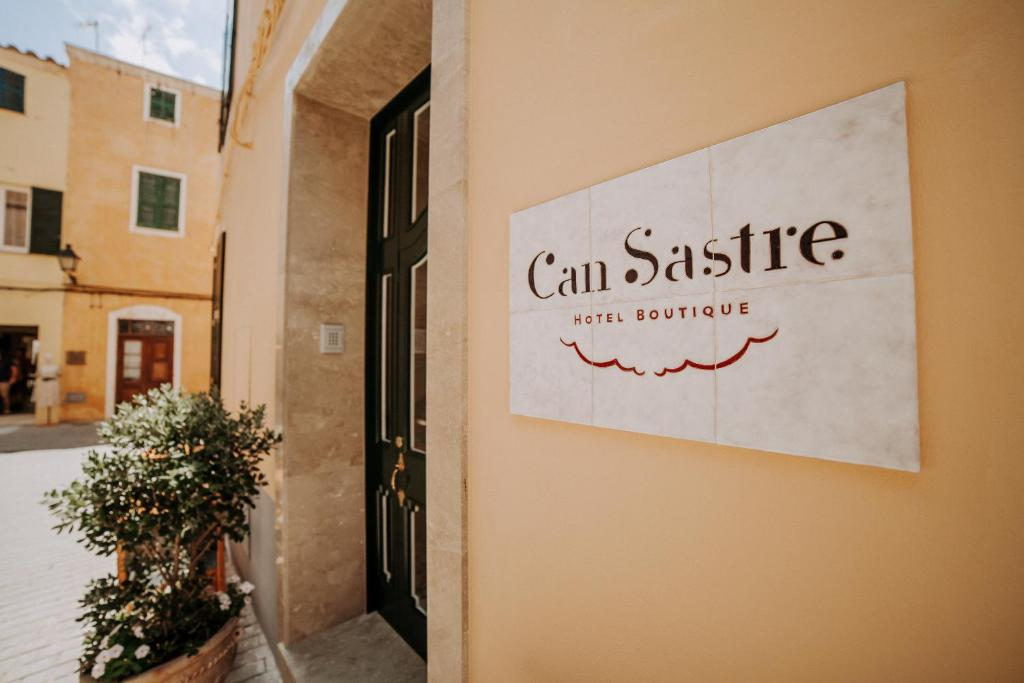 Hotel Boutique Can Sastre 22