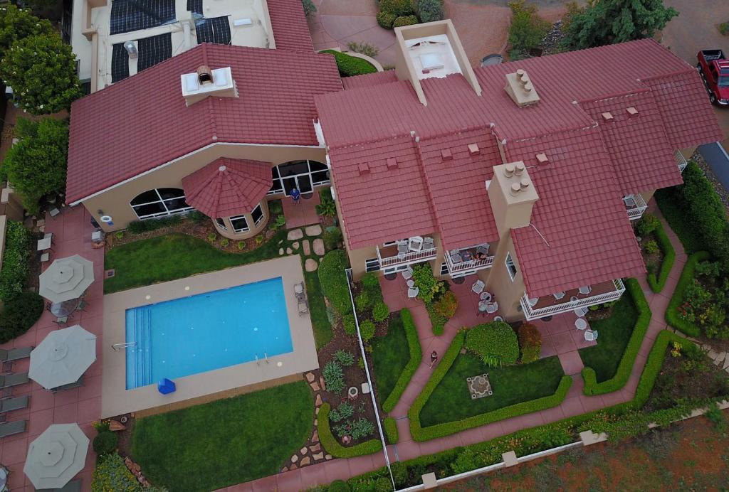 Canyon Villa Bed Breakfast Inn Of Sedona Sedona Tarifs 2019