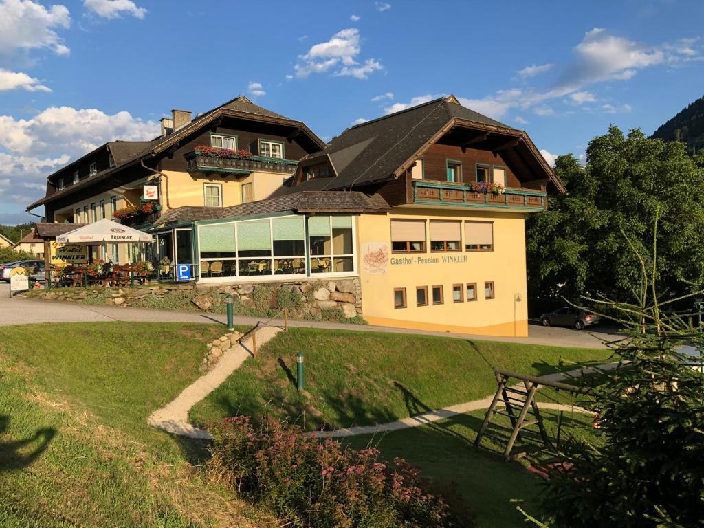 Hotel Winkler (Österreich Mühldorf) - Booking.com