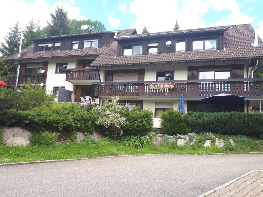 Apartment Haus Heidelberg, Feldberg, Germany - Booking.com