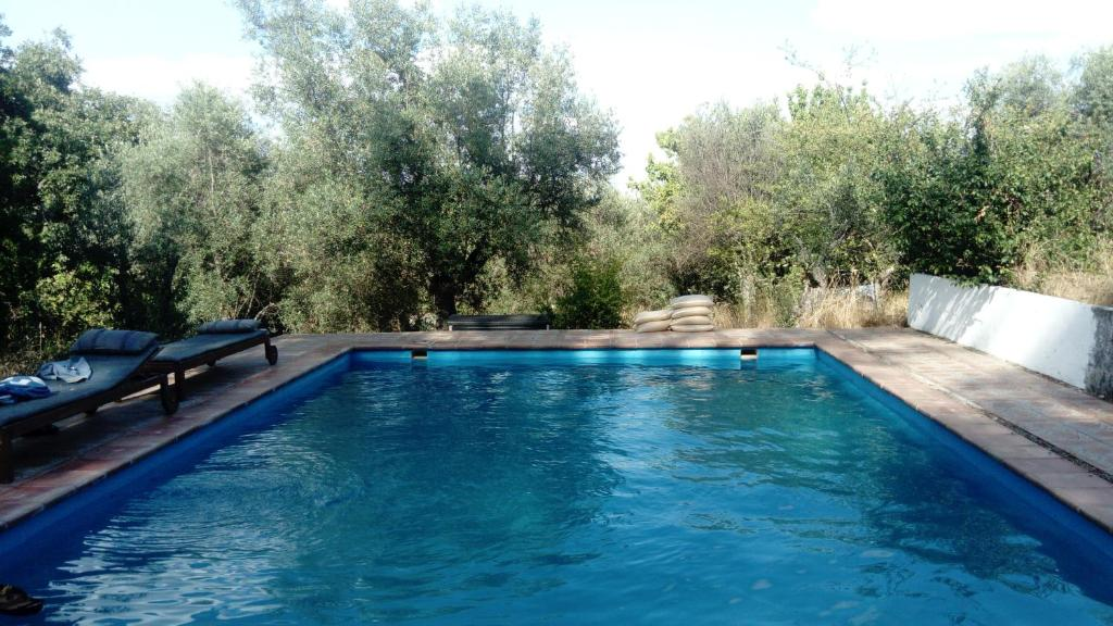 Casa de Campo Ecológica en Sierra de Monesterio Siquem ...