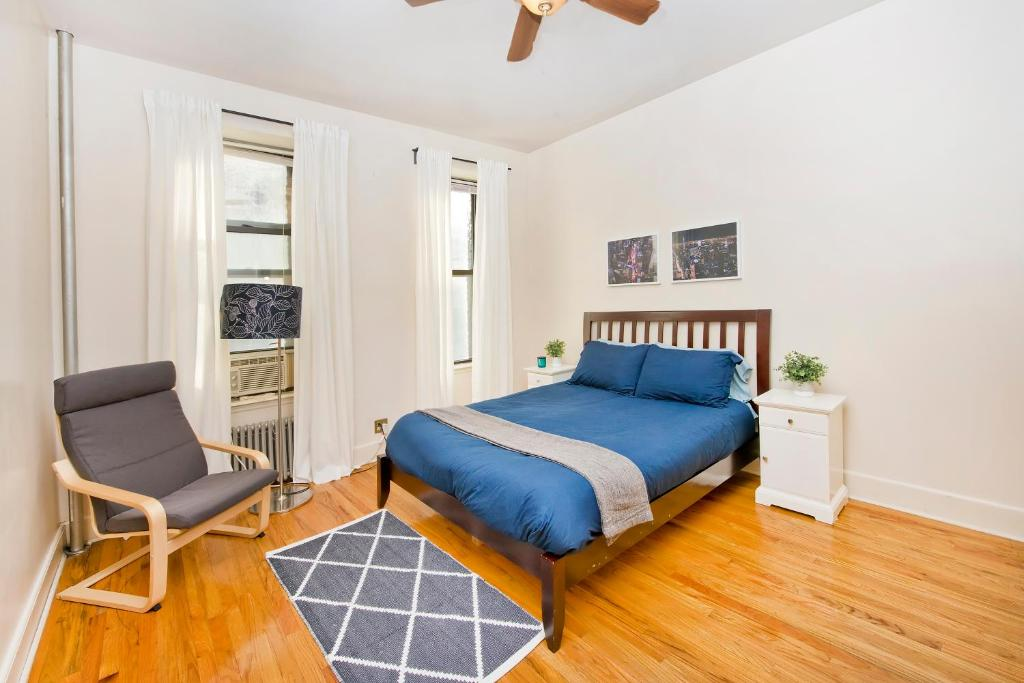 Apartment Spacious 4 BR 15 min From Times Square, New York