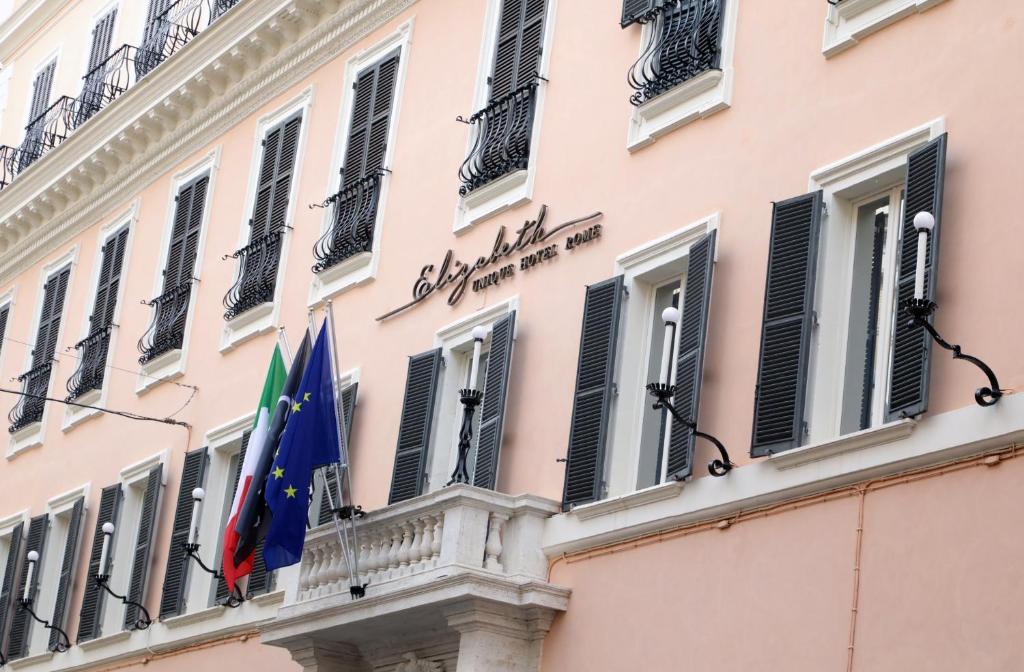 エリザベス ユニーク ホテル | ア メンバー オブ デザイン ホテルズ™(Elizabeth Unique Hotel | a Member of Design Hotels™)