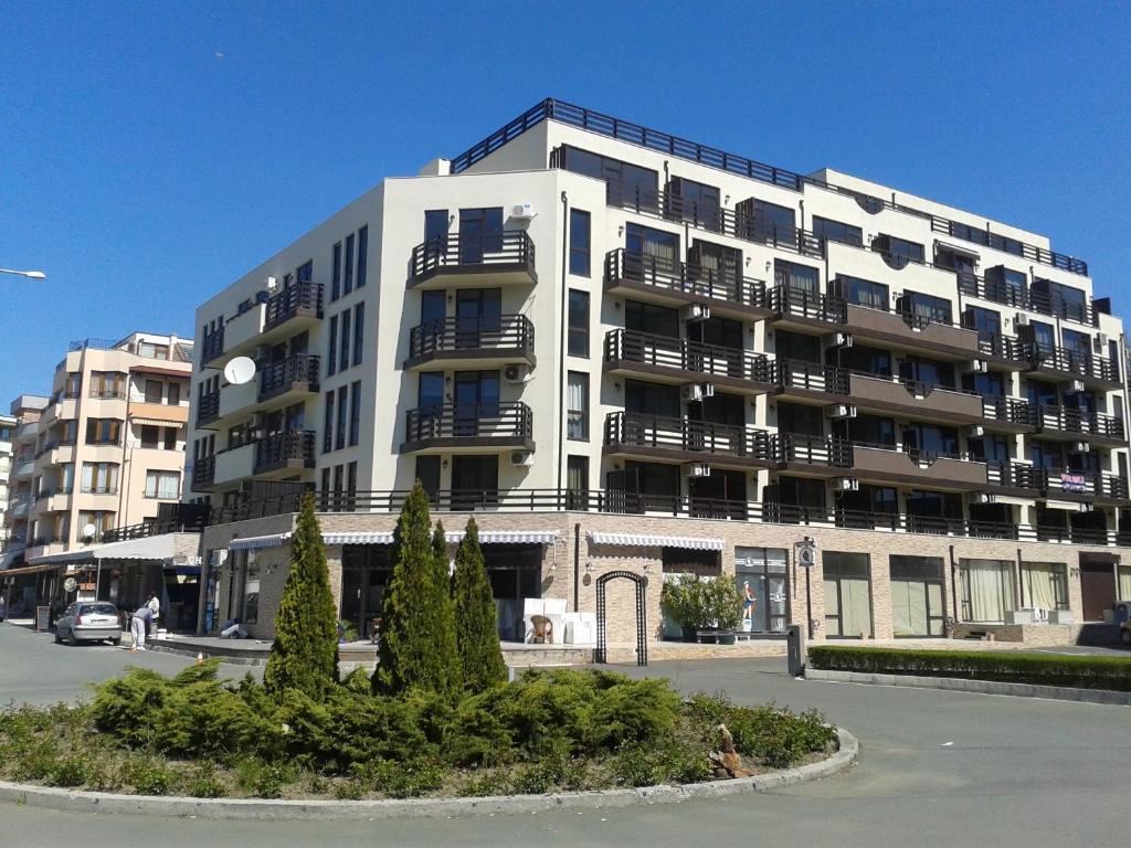 Апартхотел Апарт-хотел Виго Бийч - Несебър