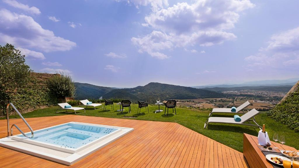hotels with  charm in sant julià de ramis  4