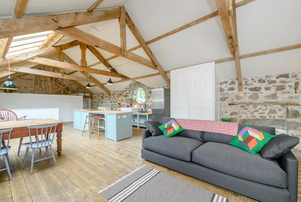 Holiday Home Uphill Coach House Lustleigh Uk Bookingcom