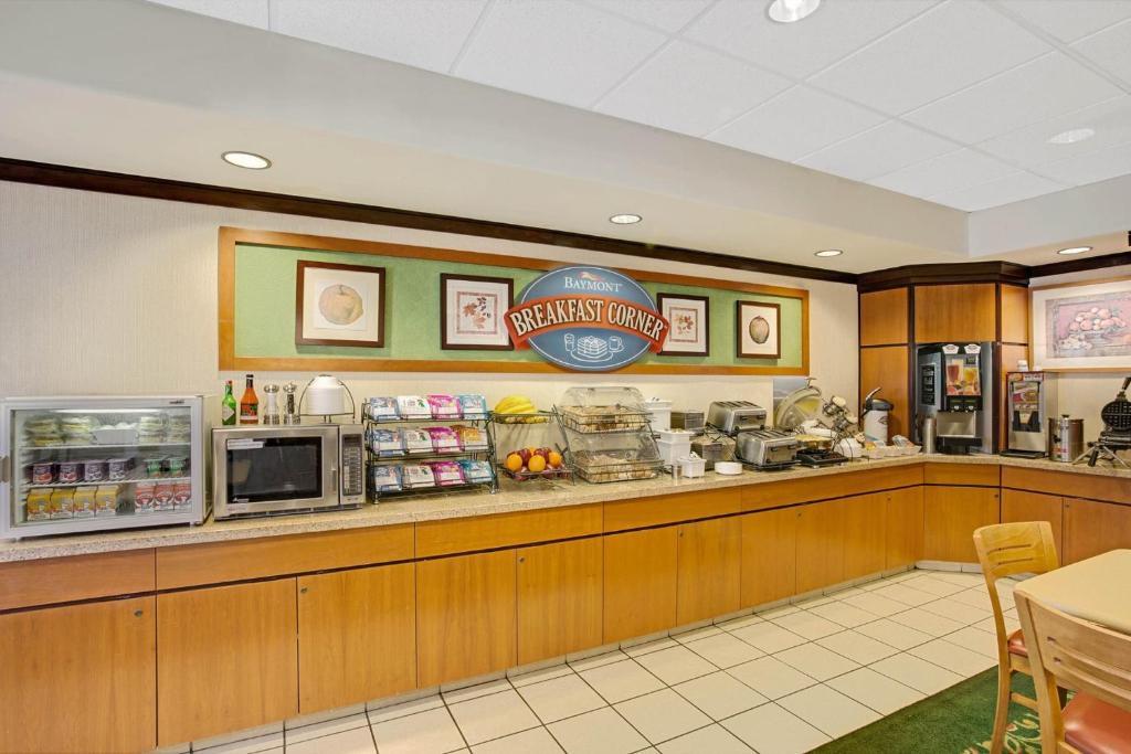 Baymont Inn Tucson Airport (USA Tucson) - Booking.com