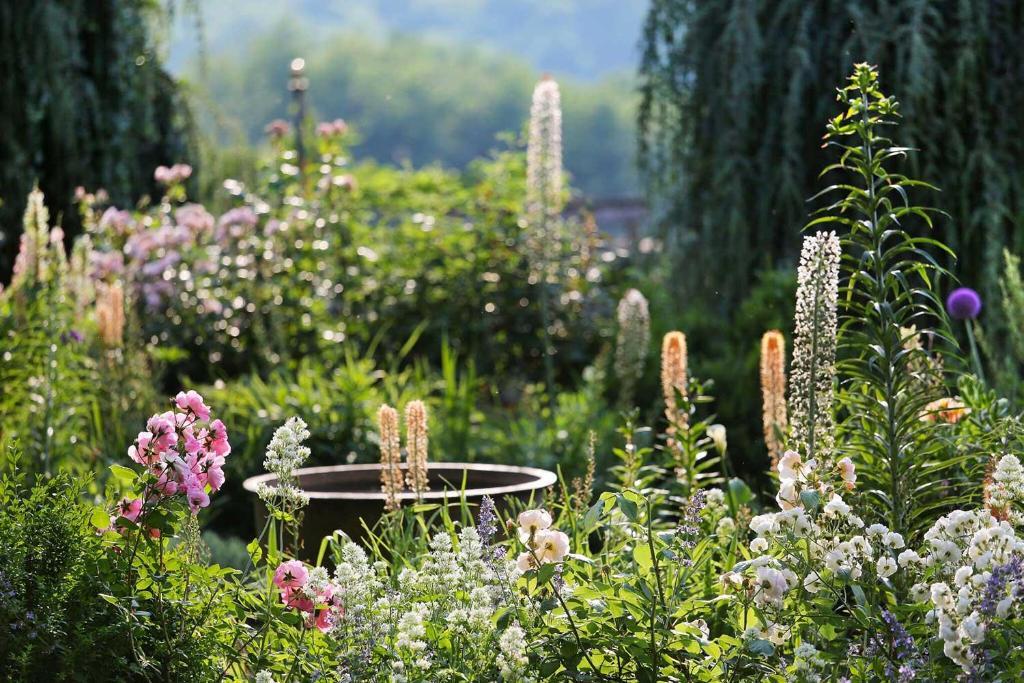 Maison de vacances g te les jardins du manoir d 39 eyrignac france salignac eyvigues - Jardin du manoir d eyrignac ...