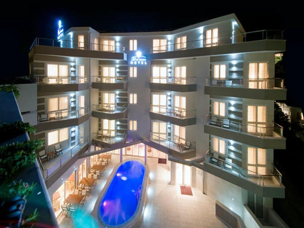 Отель монтенегро черногория букинг