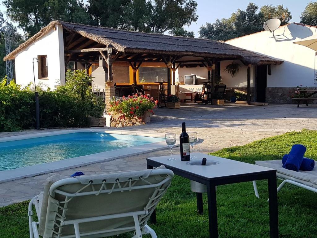 Casa Rural Vega El Dorado испания сан пабло Booking Com