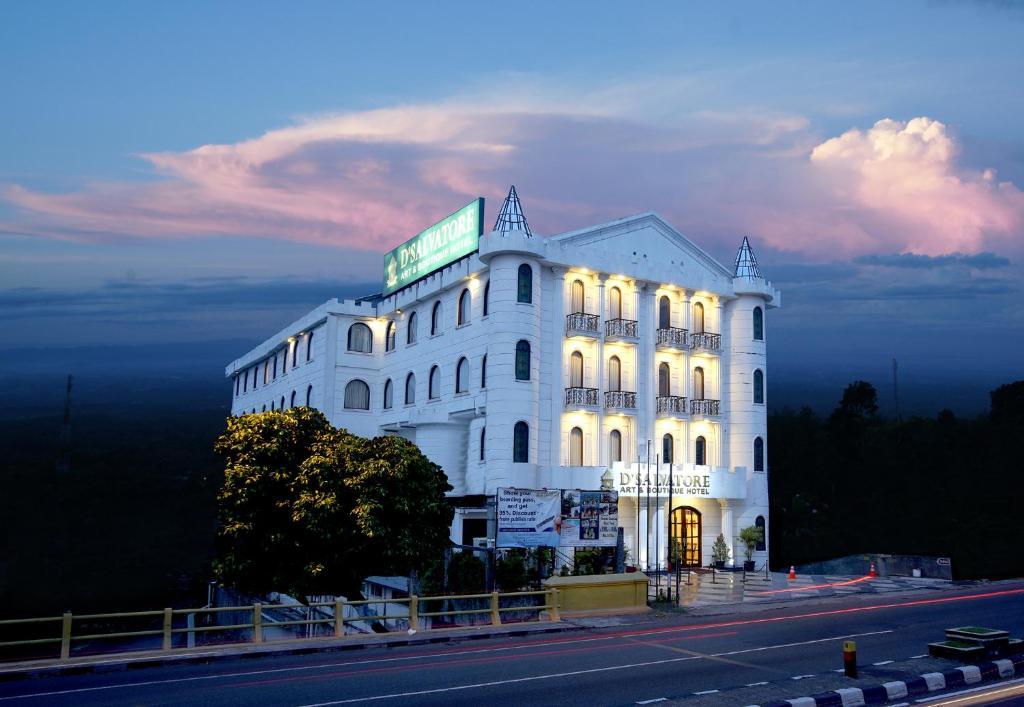 D Salvatore Boutique Hotel Yogyakarta Indonesia Booking Com